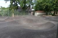 Wheel Park Volkrsschule Lorraine. Bild: Hochbau Stadt Bern