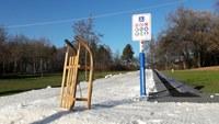 Bild Schneespass Weyerli Sportamt Stadt Bern