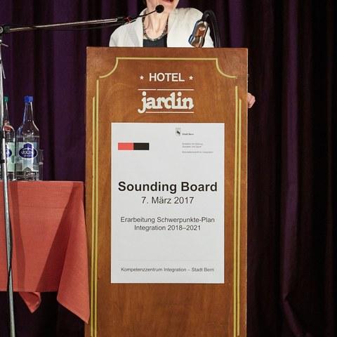 Bild 1 Sounding Board Integration Christian Baeriswyl (JPG, 2,6 MB). Vergrösserte Ansicht
