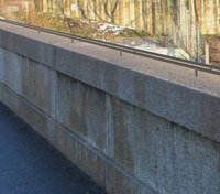 Visualisierung Vierkantprofile Nydeggbrücke
