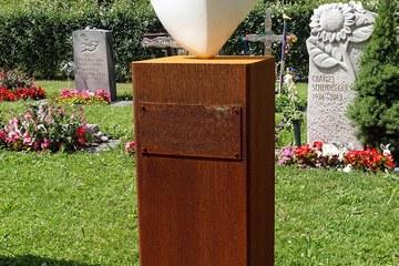 Grabmal 2 (Bild: Stadtgrün Bern). Vergrösserte Ansicht