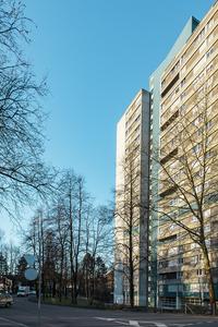 Hochhaus Abendstrasse 30, Bild: Martin Rungg, DR. MEYER Verwaltungen AG