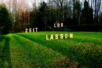 Bild ZEIT LOS LASSEN Foto Matthias Zurbruegg