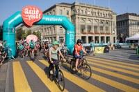 Eröffnung Hallo Velo 2018. Bild: Sportamt Stadt Bern.