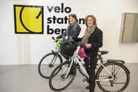 Eröffnung Velostation Schanzenpost Bild 2_Foto Béatrice Devènes