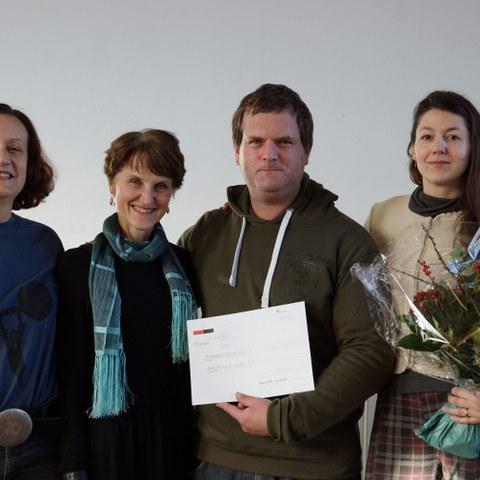 Sozialpreis 2015 Atelier ROHLING und Franziska Teuscher. Vergrösserte Ansicht