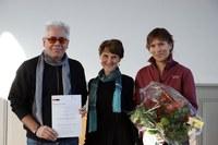 Sozialpreis 2015 Rolling Thunder und Franziska Teuscher