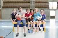 Fotoshooting polysportives Kids Camp 2015, Sportamt Stadt Bern