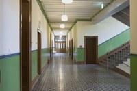 16) Grosses Länggasschulhaus - Treppenhaus