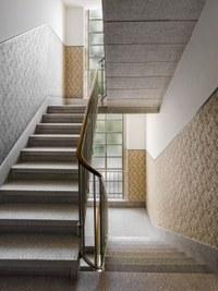 7) Schwarztorstrasse 3 - Treppenhaus