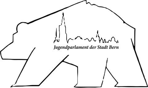 Logo Jugendparlament der Stadt Bern mit