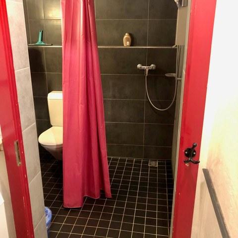 Duschen. Vergrösserte Ansicht