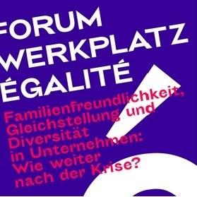 Logo Werkplatz Égalité
