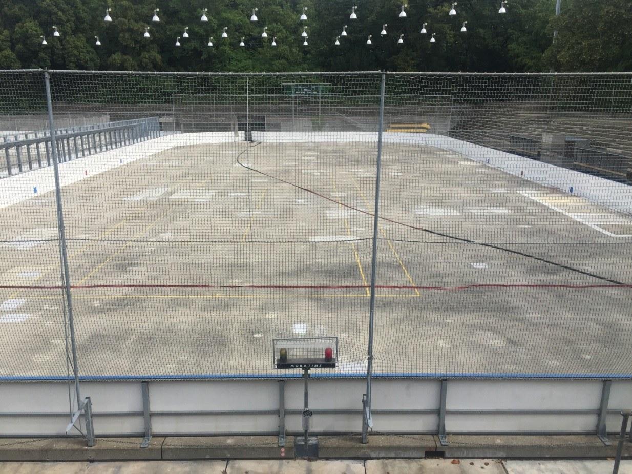 Hallenbad und Eisbahn Weyerli sollen erneuert werden Bern, 24.