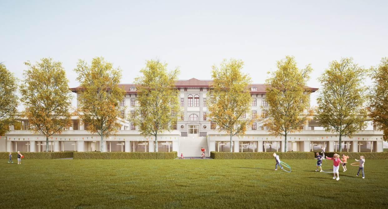 Kirchenfeldschulhaus: Baustart frühestens 2021