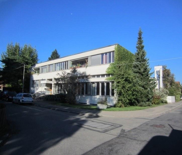Volksschule Burgfeld heutiger Zustand