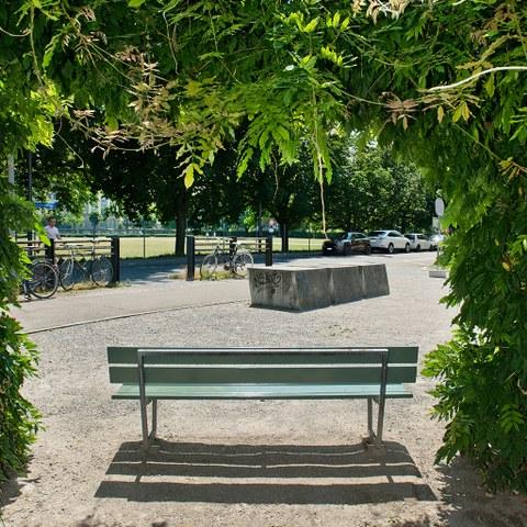 Bellevuepark. Vergrösserte Ansicht