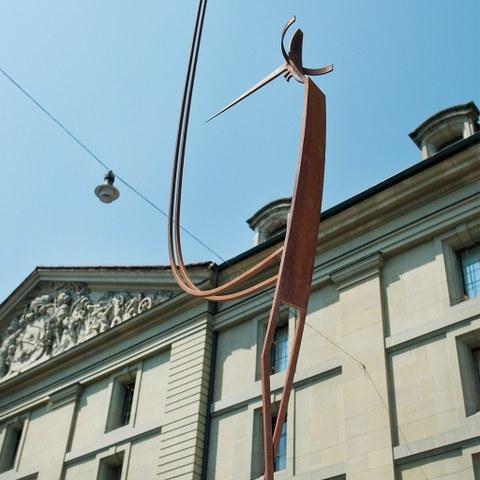 Kornhausplatz. Vergrösserte Ansicht