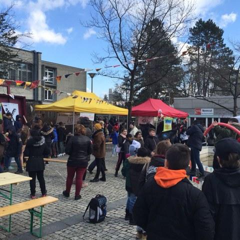 Kinderfest im Tscharni (Verein kinder bern west). Vergrösserte Ansicht