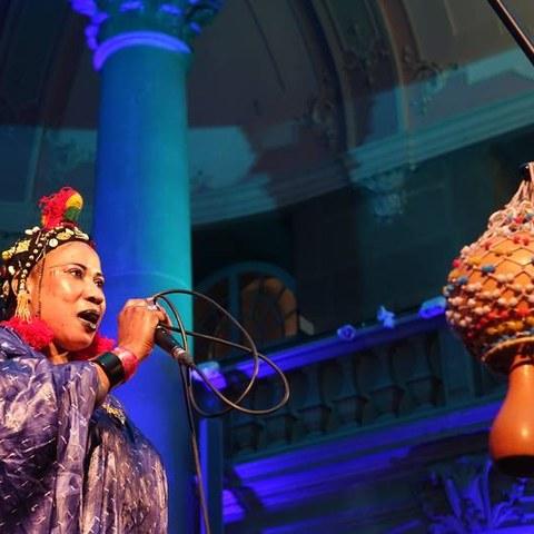 Festival der Kulturen - Foto von RaBe. Vergrösserte Ansicht
