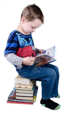 Lesen als Grundlage des Lernens. Bild: Pixabay