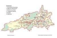 Schulkreise der Stadt Bern