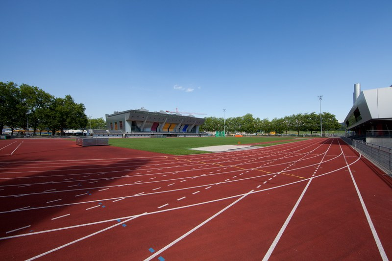 Leichtathletikanlage Wankdorf