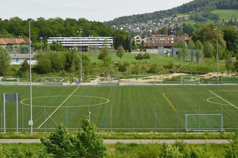 Fussballplatz Weissenstein