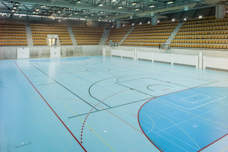 Sporthalle Wankdorf