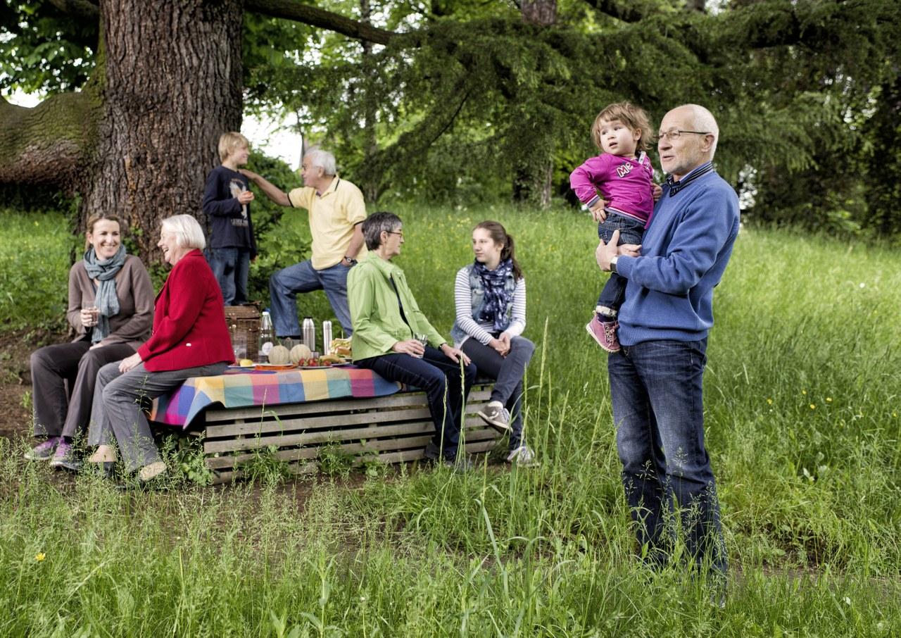 Generationen, Picknick