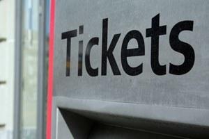 Nahaufnahme Ticketautomat
