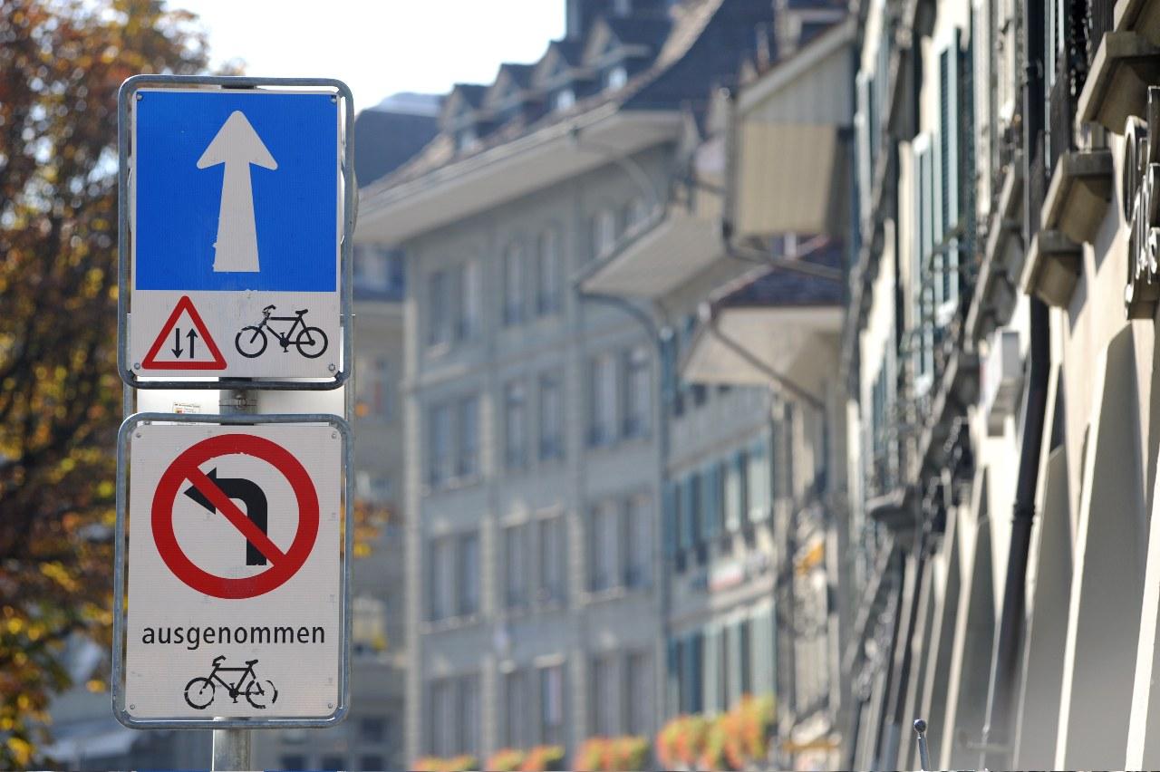 Bild Signalisation