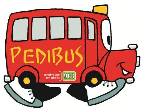 Zeichnung Pedibus