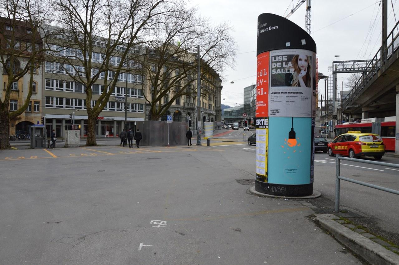 Schützenmatte Parkplatz