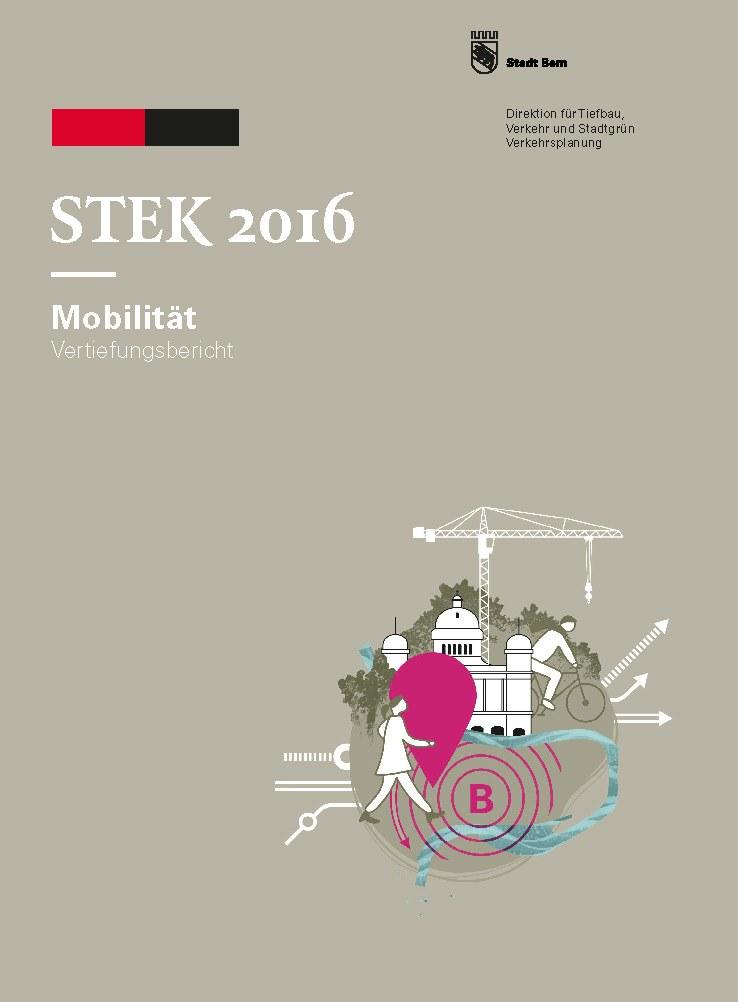 Titelblatt Mobilitaet, Stek 2016