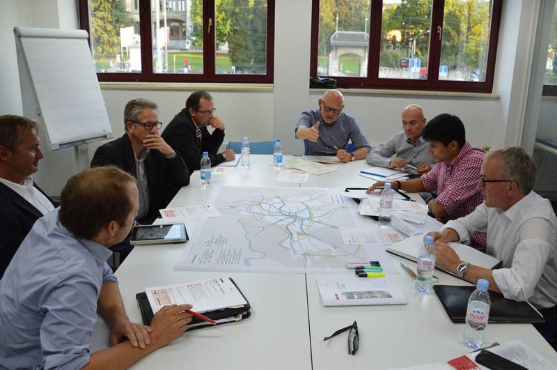 Diskussionen anlässlich der drei Foren zum STEK 2016