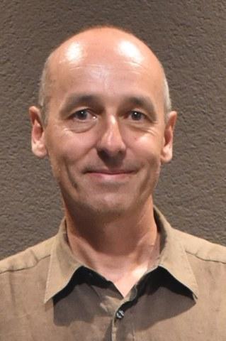 Porträtfoto von Cyril Meier