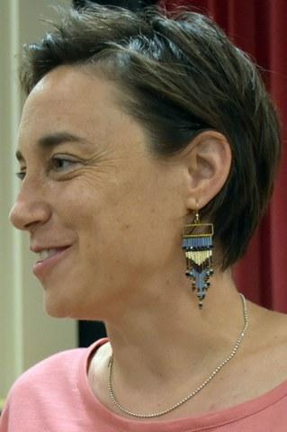 Porträtfoto von Miriam Neuhaus