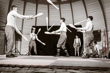Circo Fantazztico. Vergrösserte Ansicht
