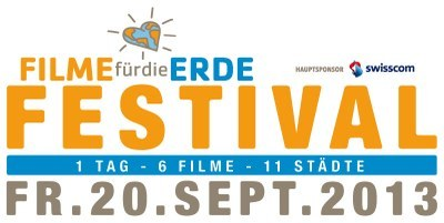 Logo: Filme für die Erde Festival
