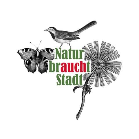 Logo Natur braucht Stadt. Vergrösserte Ansicht