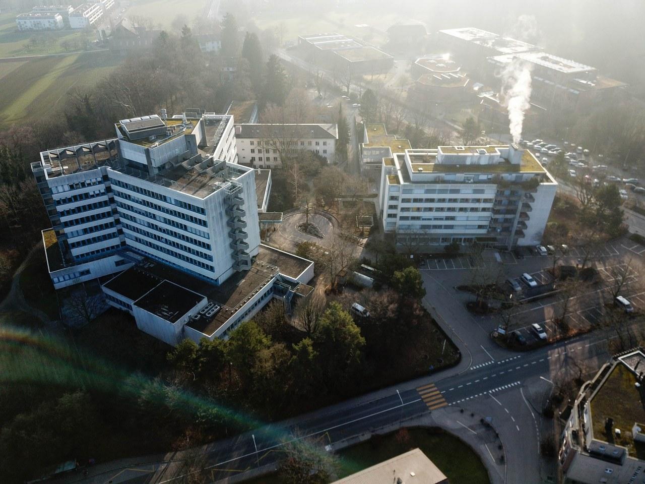 Zwischennutzung Zieglerspital